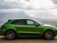 Porsche Macan Turbo [year]