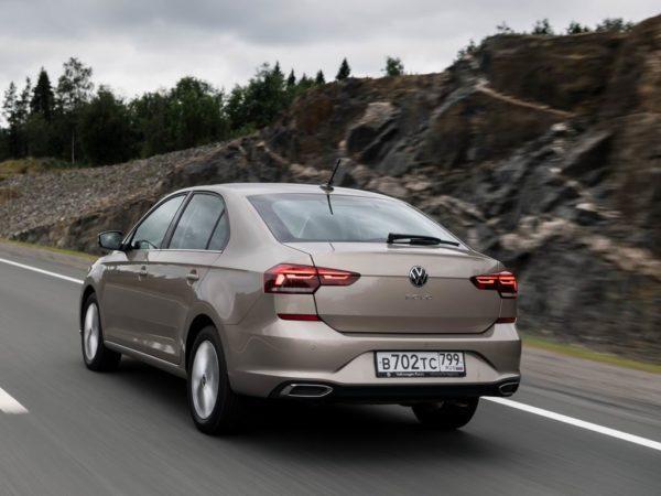 Отзывы о Volkswagen Polo 2021
