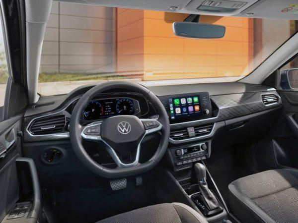 Салон Volkswagen Polo 2021