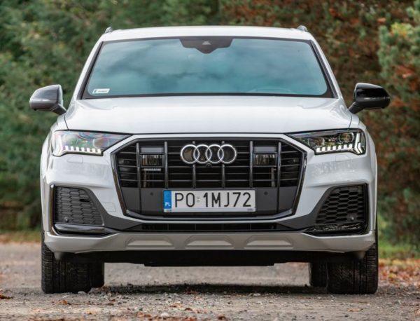 Audi Q7 2020 в новом кузове
