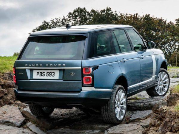 Range Rover Vogue 2021