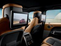 Салон Range Rover Sport [year]