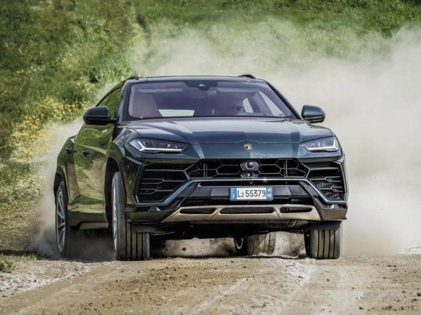Lamborghini Urus off-Road