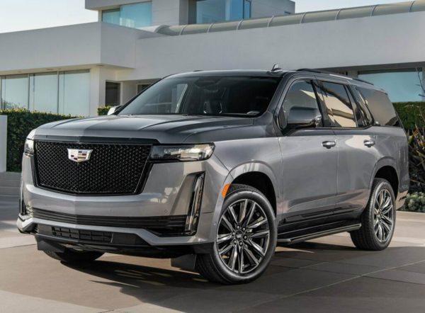 Cadillac Escalade 2021