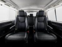 Салон Toyota Hiace [year]