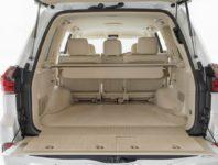 Багажник Lexus LX 450d [year]