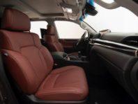 Салон Lexus LX 450d [year]