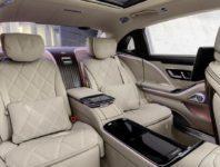 Салон Mercedes-Maybach S-Class [year]