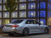 Mercedes S-Class [year]