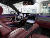 Салон Mercedes S-Class [year]