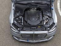 Двигатель Mercedes S-Class [year]