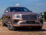 Bentley Bentayga [year]