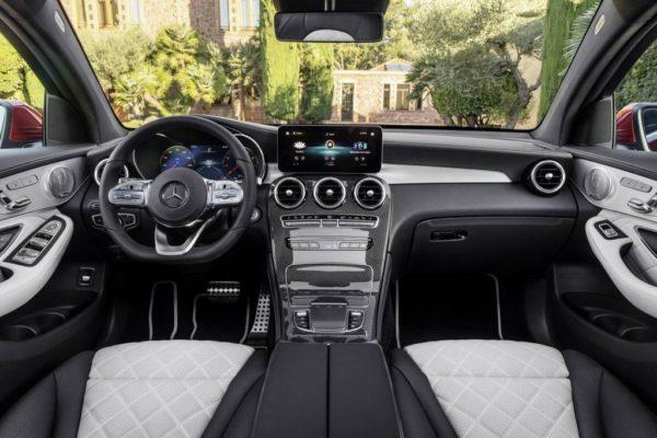 Mercedes GLC Coupe 2021