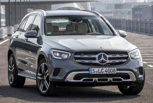 Mercedes GLC 2021