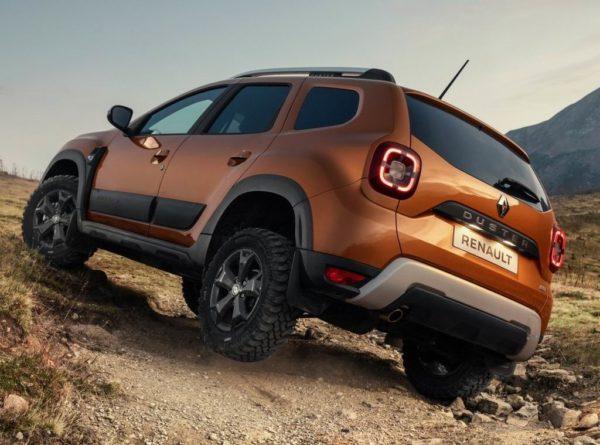 Отзывы о Renault Duster 2021