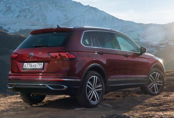 Отзывы о Volkswagen Tiguan 2021