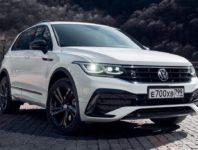 VW Tiguan R-Line [year]