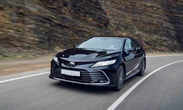 Отзывы о Toyota Camry 2021