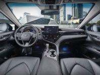 Салон Toyota Camry [year]