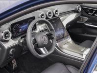 Салон Mercedes C-Class [year]