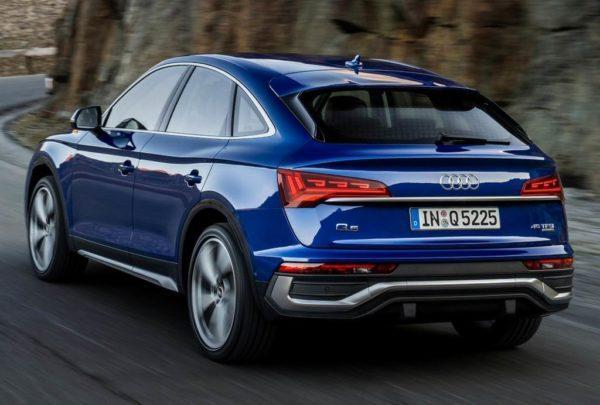 Новый Audi Q5 Sportback 2021 года