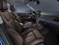Салон Audi Q5 Sportback