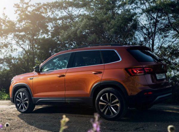 Новый Volkswagen Taos 2021 года