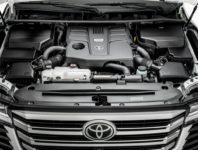 Двигатель Toyota Land Cruiser 300