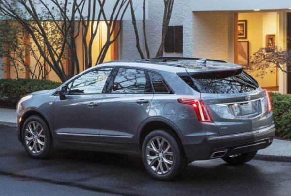 Отзывы о Cadillac XT5 2021