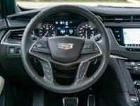 Салон Cadillac XT5 [year]