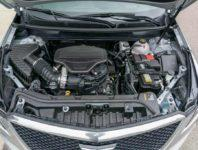 Двигатель Cadillac XT5 [year]