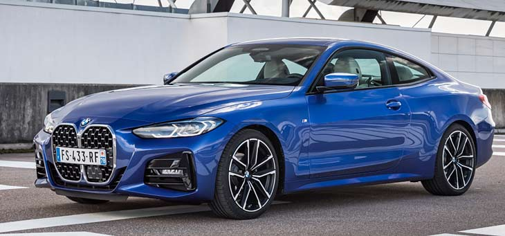 BMW 4-Series Coupe (G22)