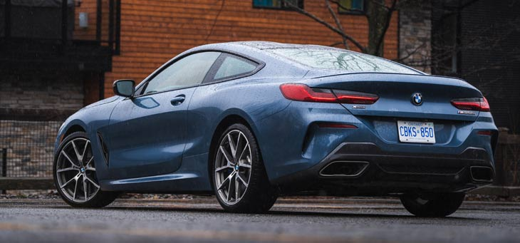 BMW 8-Series Coupe (G15)