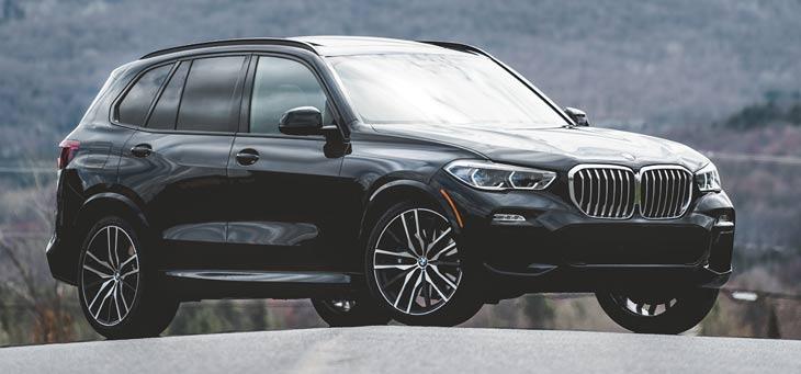 Новый BMW X5: обзор, сравнение, цены