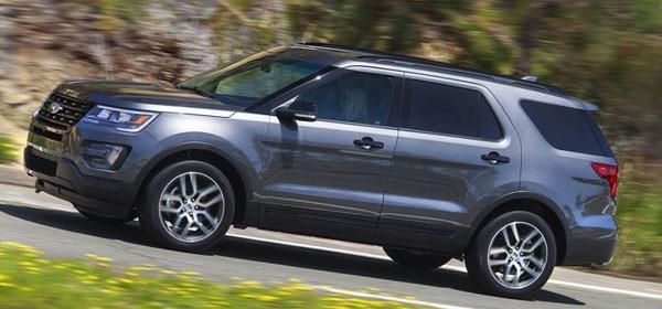 Форд эксплорер внедорожные качества
