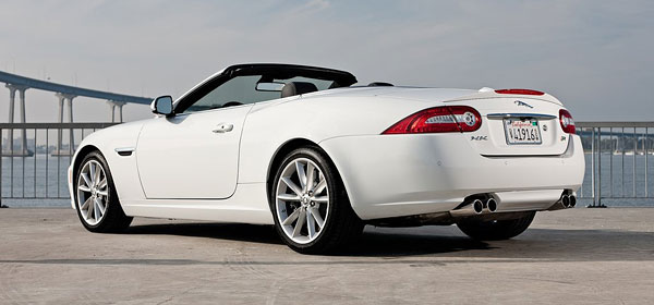 Jaguar XKR Convertible 2013