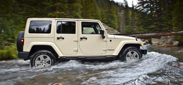 Jeep Wrangler 4D