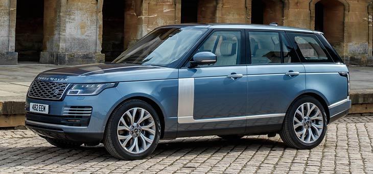 Land Rover Range Rover 4