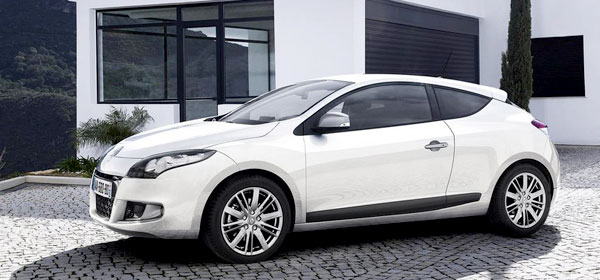 Renault Megane 3 Coupe 2012