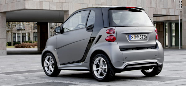 Smart ForTwo Coupe 2013