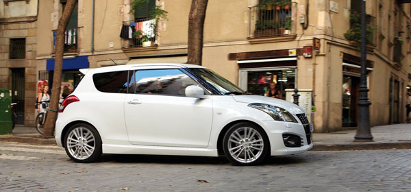 Suzuki Swift 3 3D