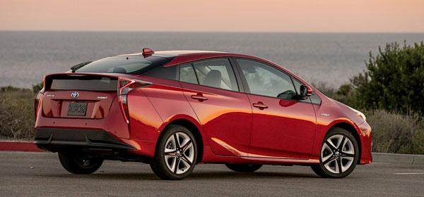 Тойота приус гибрид технические характеристики отзывы