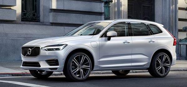 Volvo xc60 габаритные размеры